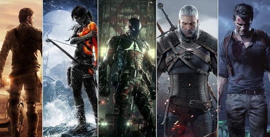بازی های برتر سال 2016