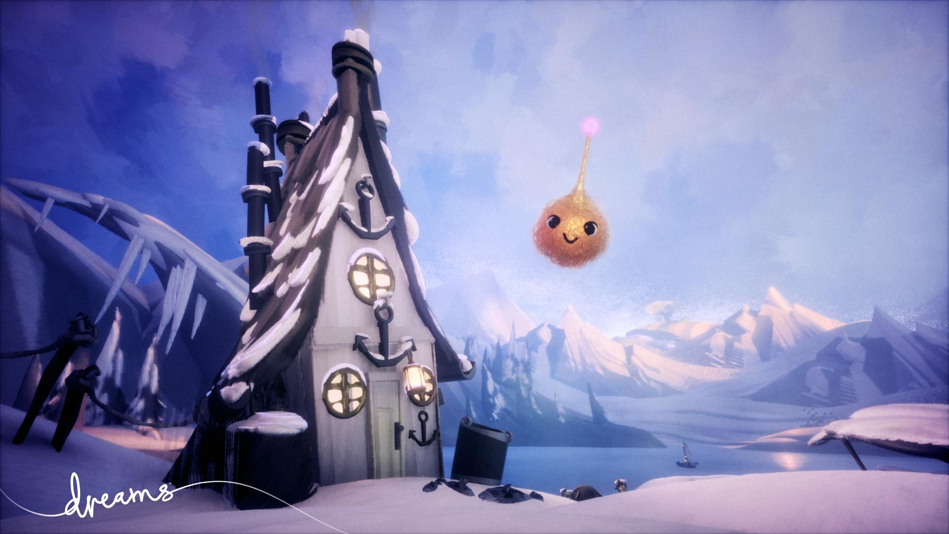 عنوان انحصاری Dreams هنوز زنده است   روند توسعه بازی طی میشود!