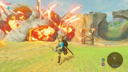 تصاویر جدید The Legend of Zelda: Breath of the Wild بسیار زیبا بهنظر میرسند