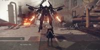 تماشا کنید: گیمپلی جدید عنوان NieR: Automata