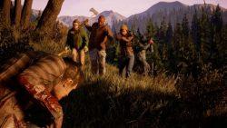 تصویر هنری جدید State Of Decay 2 به وحشتانگیز بودن دنیای بازی اشاره دارد