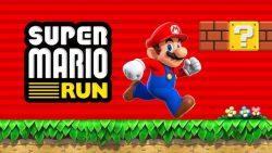 Super Mario Run نتوانسته در حد انتظارات نینتندو فروش داشته باشد