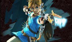 حجم The Legend of Zelda: Breath of the Wild برروی نینتندو سوییچ مشخص شد
