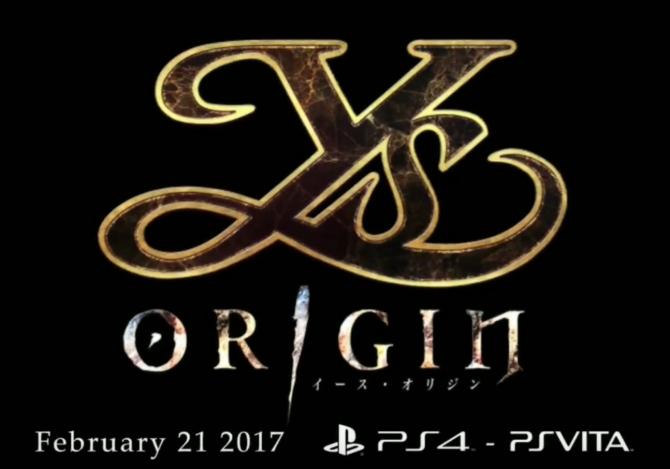 PSX 2016| عنوان Ys Origin برای پلی استیشن معرفی شد