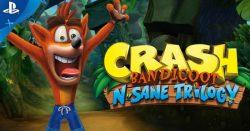 تماشا کنید: سرانجام تاریخ انتشار Crash Bandicoot N. Sane Trilogy مشخص شد