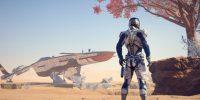 تصاویر جدید از بخش چندنفره Mass Effect Andromeda بخش انتخاب شخصیت و شخصی سازی را نشان میدهد