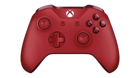 مدل قرمز رنگ و جدید کنترلر ایکسباکس وان بهزودی عرضه میشود