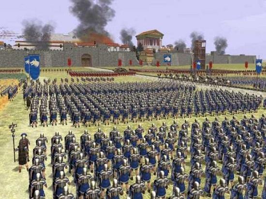 ۹ روزی روزگاری: امپراطوری روم، زیر سم اسب های تاریخ | نقد و بررسی بازی Rome: Total War روزی روزگاری: امپراطوری روم، زیر سم اسب های تاریخ | نقد و بررسی بازی Rome: Total War 9 1