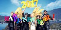 کارگردان Final Fantasy XV سال نو را تبریک میگوید | وعدههای سال ۲۰۱۷