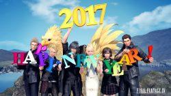 کارگردان Final Fantasy XV سال نو را تبریک میگوید   وعدههای سال 2017