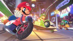 Mario Kart 8 Deluxe برای نینتندو سوییچ تایید شد