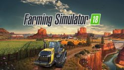 انتشار Farming Simulator 18 برروی 3DS و پلیاستیشن ویتا تایید شد