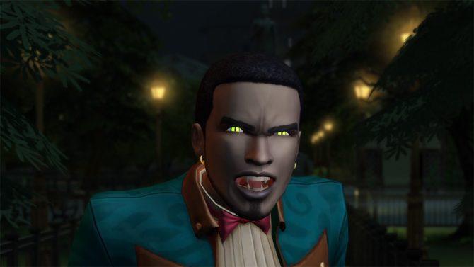 تاریخ انتشار بسته الحاقی خون آشام بازی The Sims 4 مشخص شد