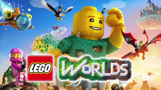 بازی Lego Worlds تاخیر خورد