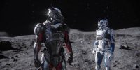 تماشا کنید: سفینه فضایی و اتوموبیل Mass Effect Andromeda را بهتر بشناسید
