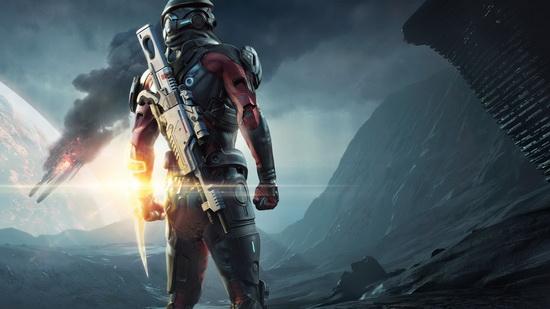اطلاعات بسیاری از عنوان Mass Effect Andromeda منتشر شد