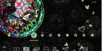 با پیشخرید عنوان Kingdom Hearts HD 1.5 + 2.5 Remix یک تم رایگان دریافت کنید