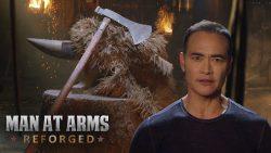 تماشا کنید: طراحی و ساخت سلاح های بازی For Honor به صورت واقعی