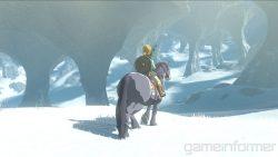 تصاویر جدید عنوان Zelda: Breath of the Wild منتشر شدند