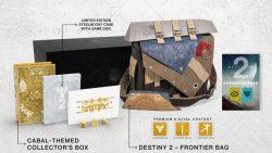 بازی Destiny 2، نسخهی کالکتور و دو بستهی گسترشدهنده خواهد داشت