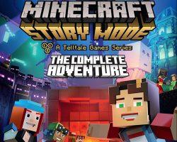 Minecraft: Story Mode – The Complete Adventure بهزودی برای نینتندو سوییچ منتشر میشود