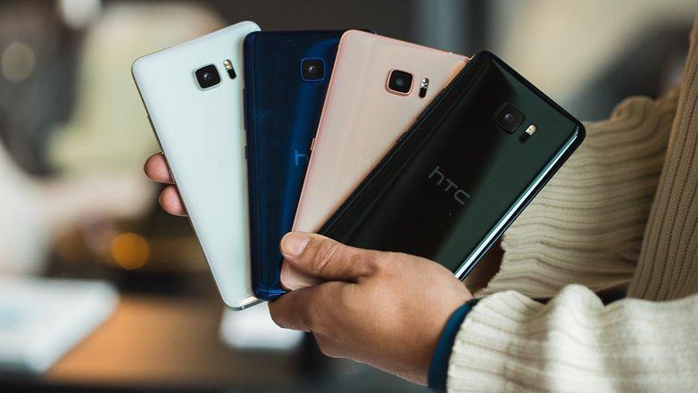 [تک فارس]: تماشا کنید: جعبه گشایی HTC U Ultra