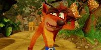 شانس خود را برای ثبت یک انیمشین ثابت در Crash Bandicoot Trilogy امتحان کنید