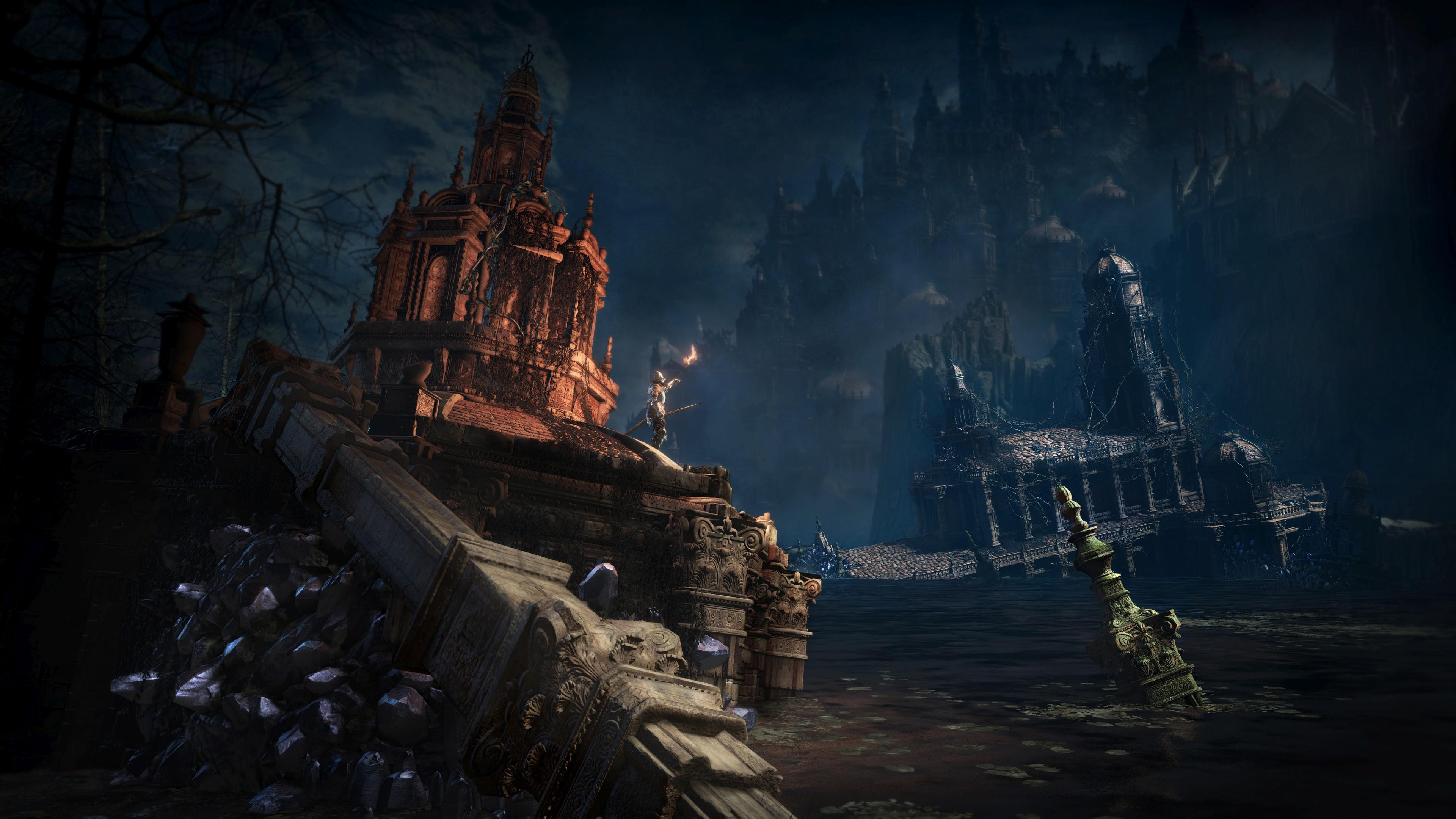 تماشا کنید: تریلر زمان عرضه Dark Souls III: The Ringed City