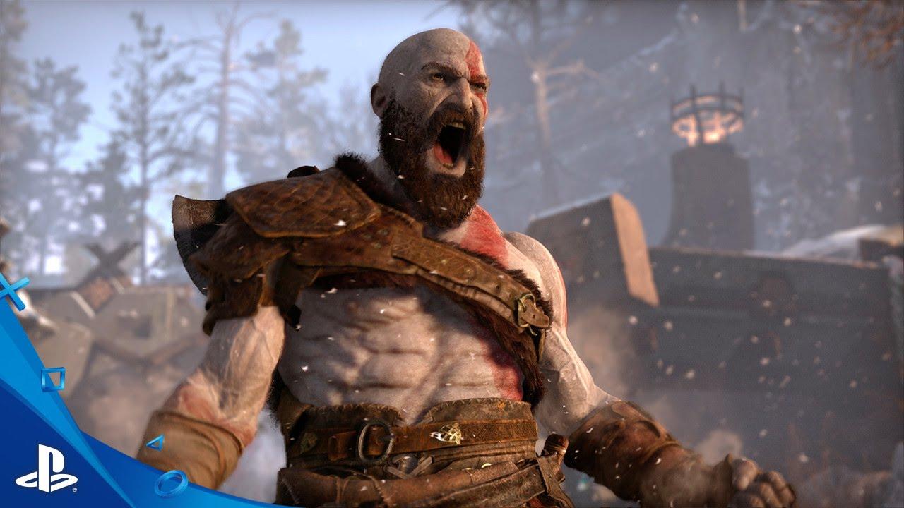 کمپین تبلیغاتی God of War در اسپانیا توسط سونی آغاز شد