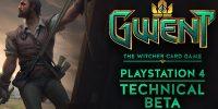 بتای نسخه پلیاستیشن ۴ عنوان Gwent: The Witcher Card Game از فردا آغاز میشود