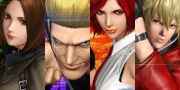 عرضه ۴ شخصیت جدید The King of Fighters XIV به همراه بهروزرسان ۲.۰۰ این عنوان