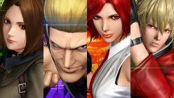 عرضه 4 شخصیت جدید The King of Fighters XIV به همراه بهروزرسان 2.00 این عنوان