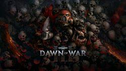 با فهرست نمرات بازی Dawn of War III همراه باشید