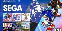 ۱۳ بازی از سگا به PlayStation Now راه یافتند