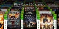 دو بازی جدید به لیست عناوین پشتیبانی شده نسل قبل ایکسباکس وان اضافه شدند