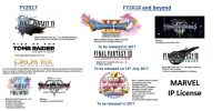 بازی Kingdom Hearts 3 و بازسازی Final Fantasy 7 در سال ۲۰۱۸ یا پس از آن منتشر خواهند شد