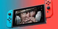 Call Of Duty: WWII برای سوئیچ عرضه نخواهد شد، اما اکتیویژن باید در موردش تجدیدنظر کند