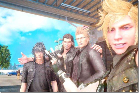 هیرونوبو ساکاگوچی درباره Final Fantasy XV و کارگردان آن صحبت میکند