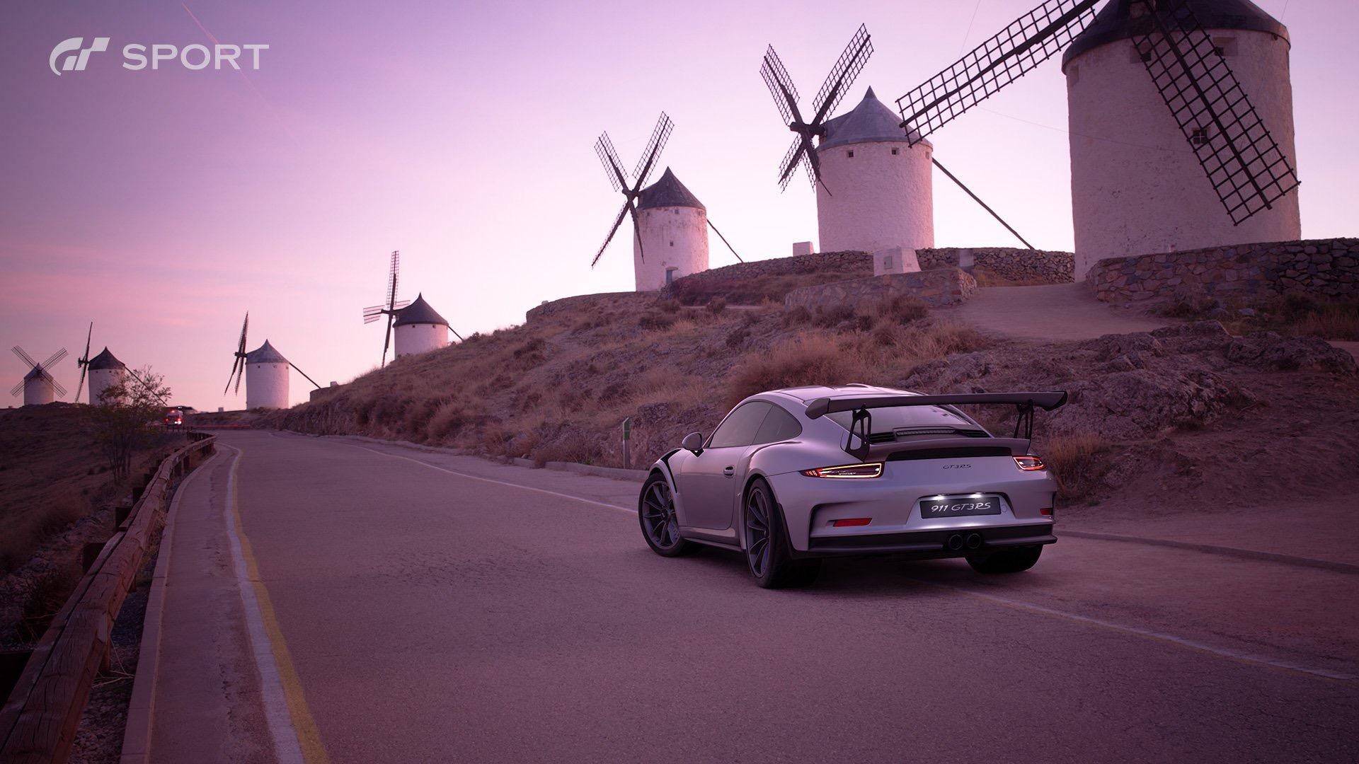 تماشا کنید: ۸ دقیقه گیمپلی جدید از بخش تکنفره بازی Gran Turismo Sport