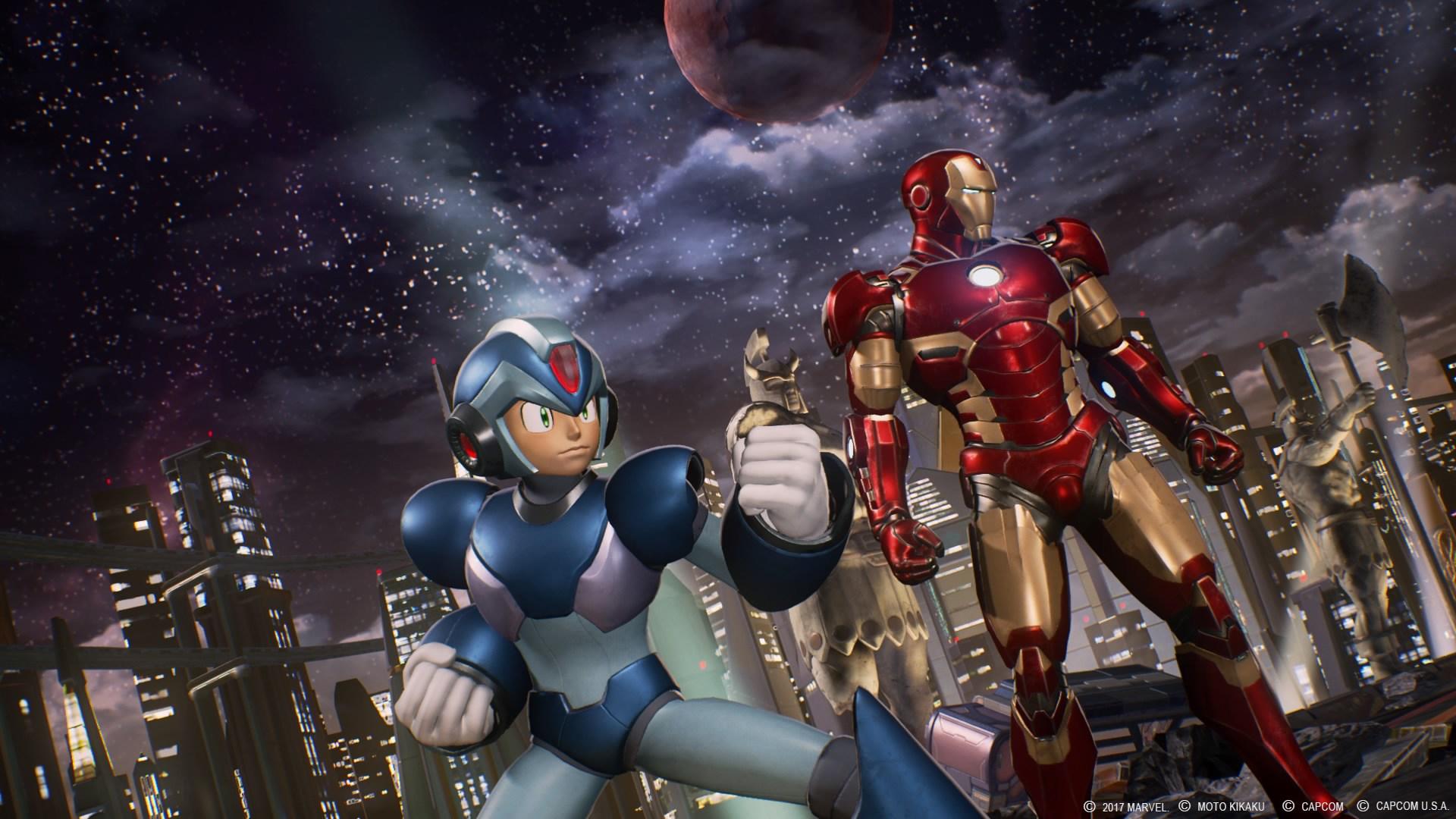 شایعه: لیست کامل شخصیتهای Marvel vs Capcom: Infinite لو رفت