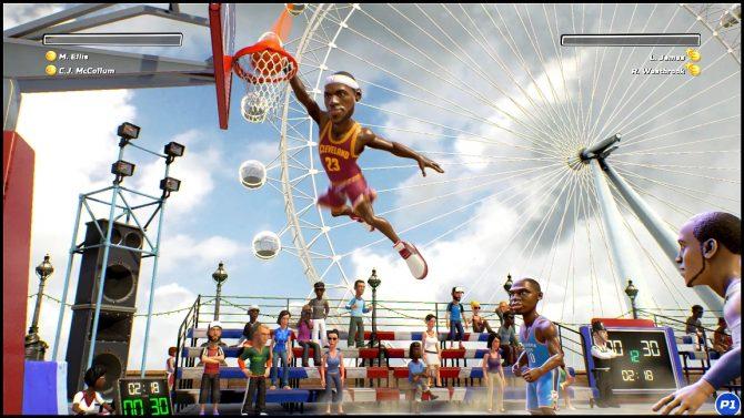 لیست بازیکنان حاضر در NBA Playgrounds منتشر شد