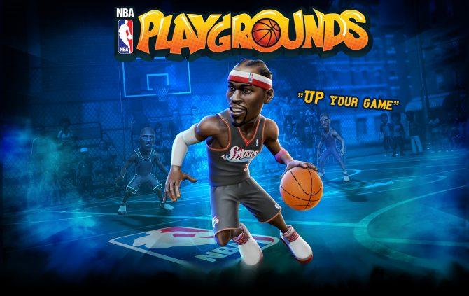 تماشا کنید: بهروزرسانی جدید بازی NBA Playgrounds معرفی شد