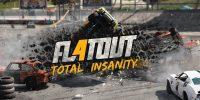 بازی FlatOut 4: Total Insanity در شبکه استیم منتشر شد