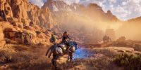 دلیل اعلام نکردن اندازه اصلی نقشه بازی Horizon Zero Dawn مشخص شد