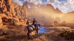 دلیل اعلام نکردن سایز اصلی نقشه بازی Horizon Zero Dawn مشخص شد