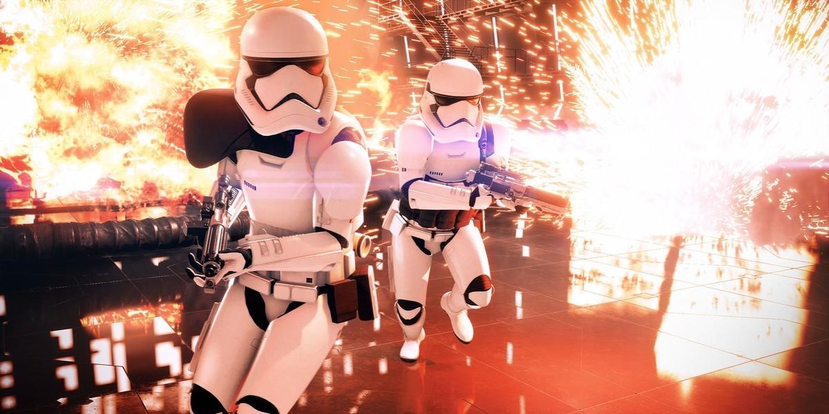 تاریخ نمایش نخستین ویدئو از گیمپلی بازی Star Wars: Battlefront 2 اعلام شد