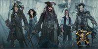 [سینماگیمفا]: چند قدم مانده به دزدان دریایی – نگاهی به تریلرهای Pirates of the Caribbean: Dead Men Tell No Tales