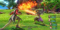 معرفی دو سیستم Zone و Link در عنوان Dragon Quest XI