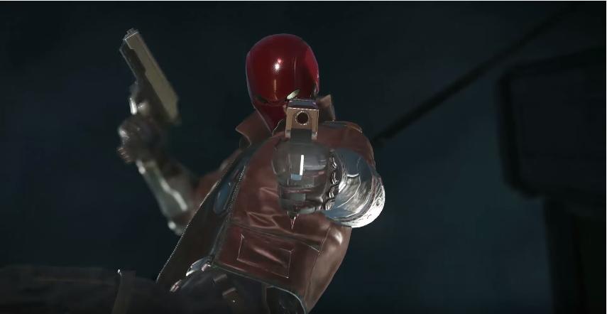 تماشا کنید: معرفی شخصیت جدید Red Hood در بازی Injustice 2