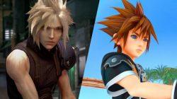 Final Fantasy VII Remake و Kingdom Hearts III تا سه سال آینده منتشر میشوند